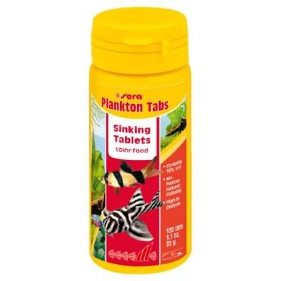 sera Plankton Tabs 50 ml / 130 tabl.