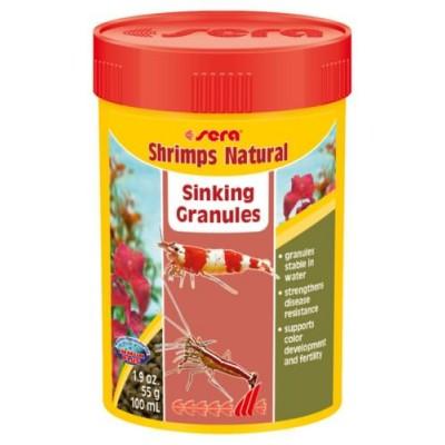 sera shrimps natural 100 ml