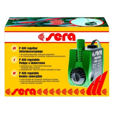 sera vízpumpa P   700 ( emelési magasság : 0,95 m ) - 650 l/h - 5 w
